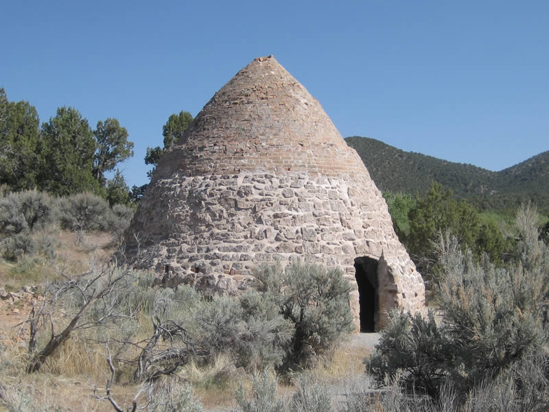 Old Iron Town kiln