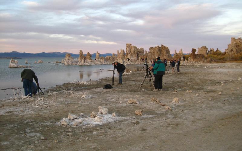 Tufa photographers